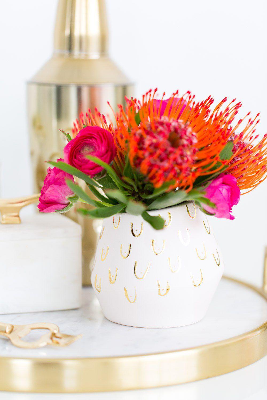 milk bottle flower vases of 35 diy vases perfect for spring with regard to diy boob print vase 16 589375333df78caebcbdd368