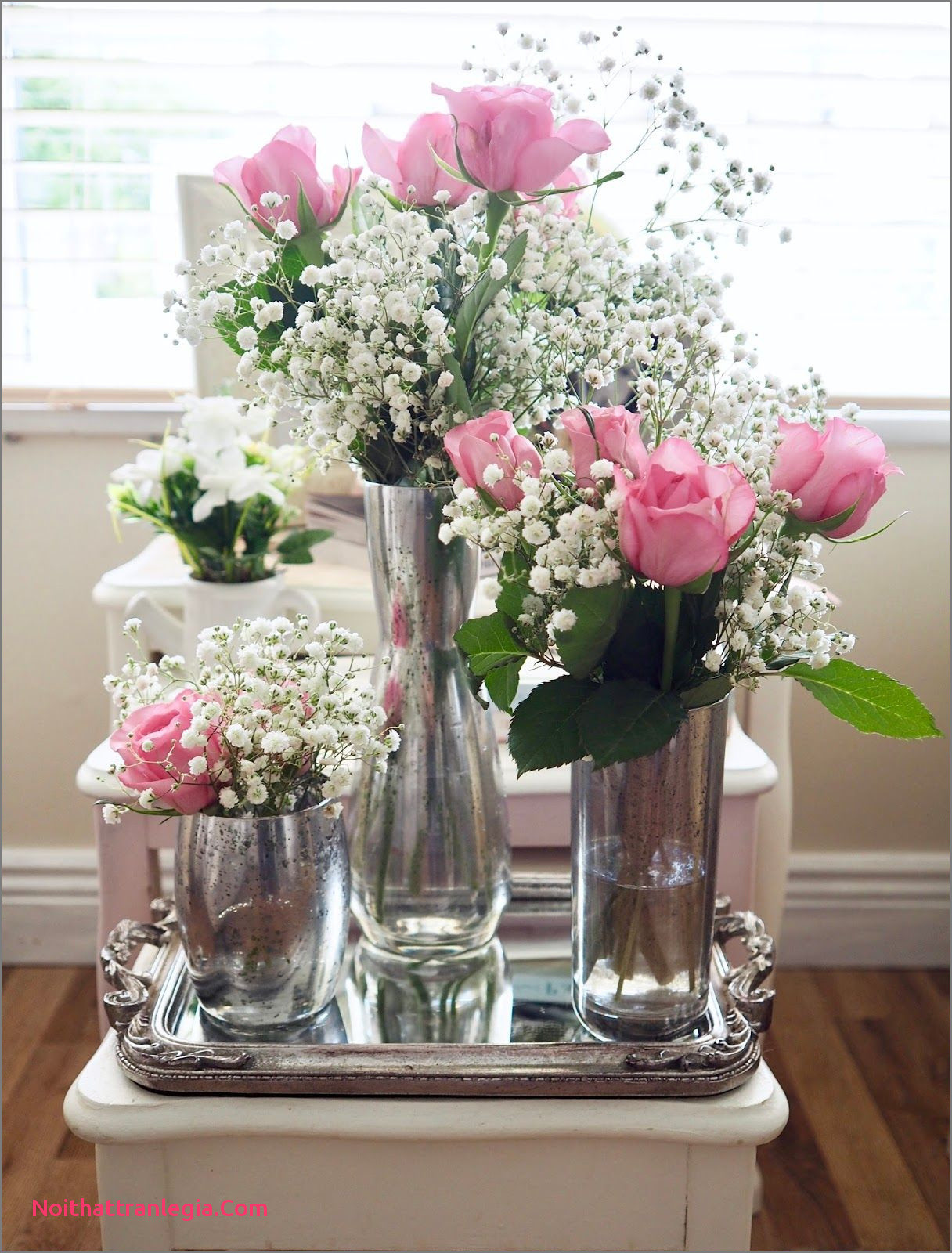21 Great Milk Glass Vase Bulk