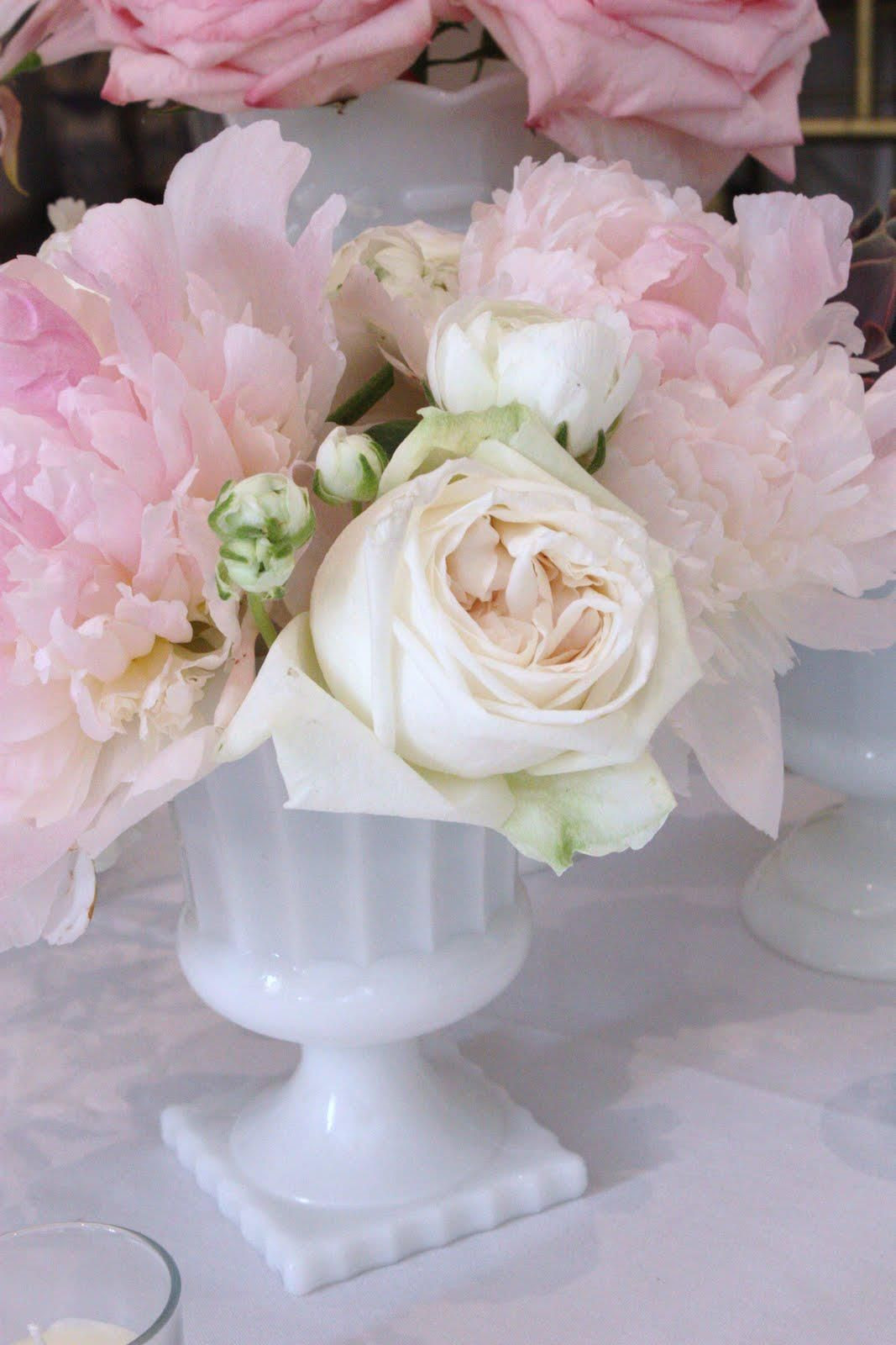 milk vase wedding centerpiece of pin by jean mcbride on spring oh beautiful spring pinterest wedding throughout blush floral design milk glass wedding at wadsworth mansion