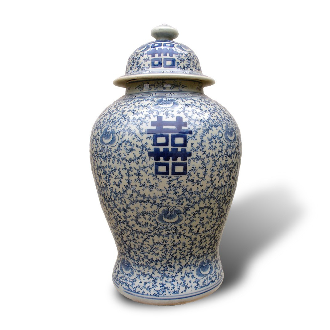 12 Spectacular Ming Dynasty Blue and White Vase