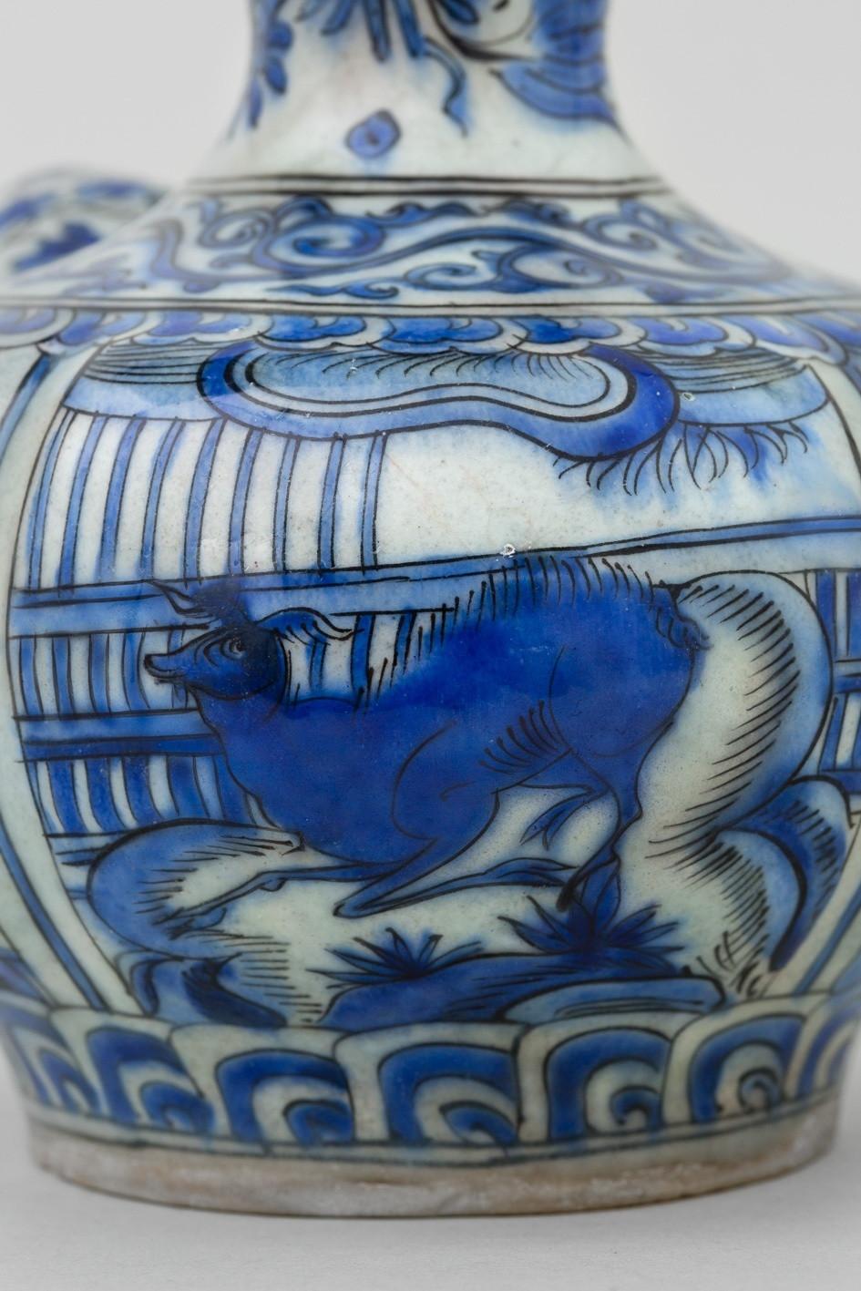 ming vase markings of a safavid kendi 17th century anita gray regarding a safavid kendi