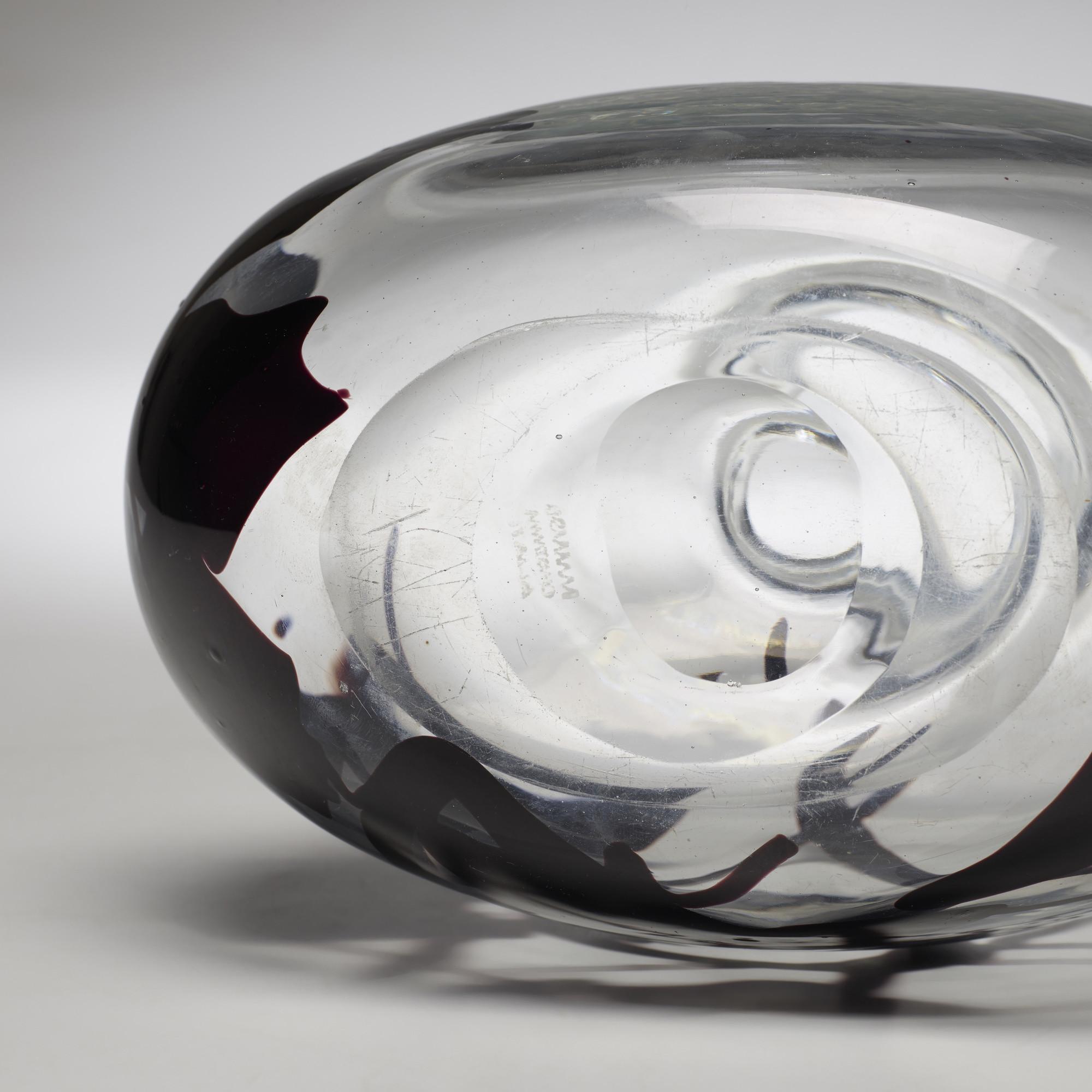 mini colored glass vases of 139 fulvio bianconi important con macchie vase model 4324 in 139 fulvio bianconi important con macchie vase model 4324 4 of 4