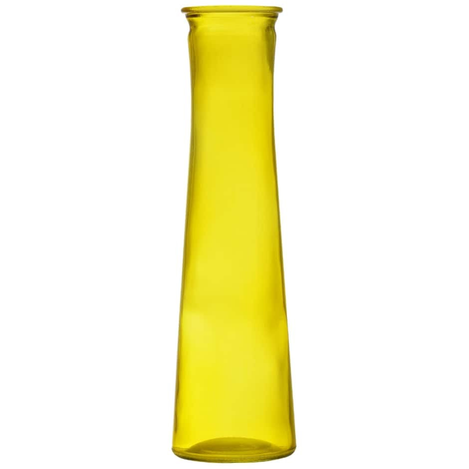 mini glass bud vases bulk of glass bud dollar tree inc with regard to cylinder yellow translucent glass bud vases 9
