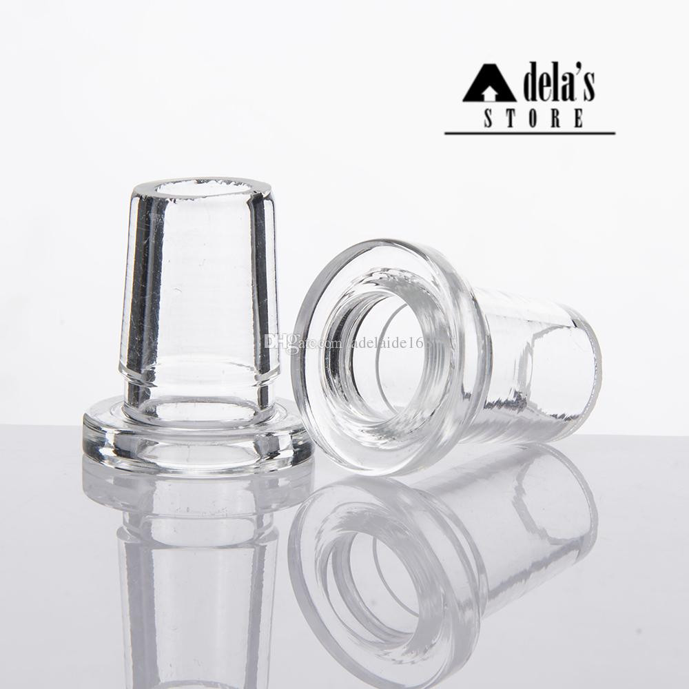 miniature glass vases wholesale of mini glass adapter 14 5mm 18 8mm 14mm female to 18mm male clear regarding mini glass adapter 14 5mm 18 8mm 14mm female to 18mm male clear mouth short adapters inline downpipe bong connector 179 downstem water pipe dropdown drop