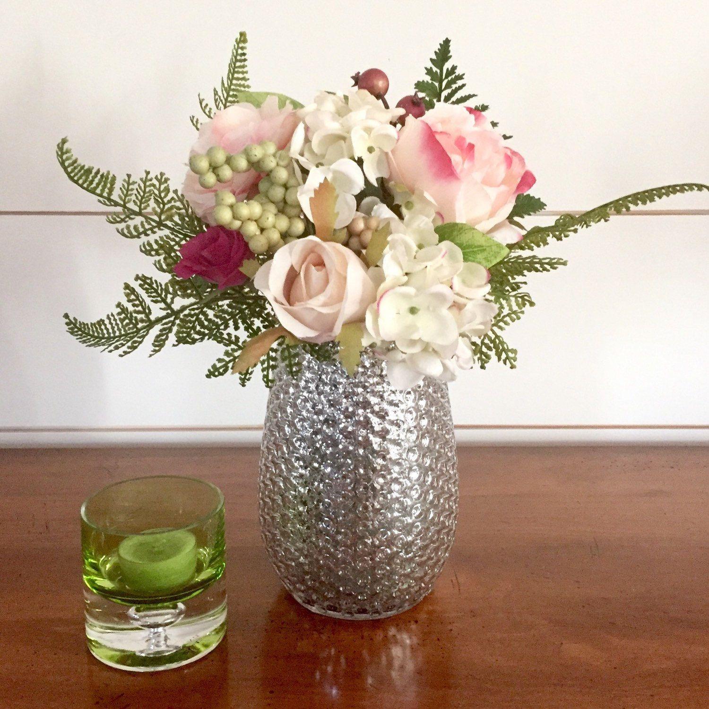 mint julep cup vases wholesale of lovely vintage hobnailed mercury glass vase spring summer floral in lovely vintage hobnailed mercury glass vase spring summer floral arrangement centerpiece