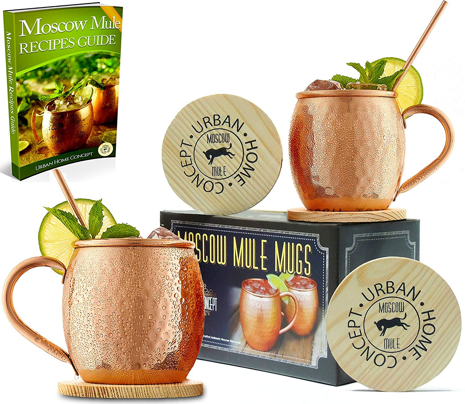 mint julep vases wholesale of amazon com moscow mule gift set mule mugs made of 100 pure for mule gift set mule mugs made of 100 pure copper moscow mule mug set includes copper straws coasters moscow mule recipe ebook copper cups make