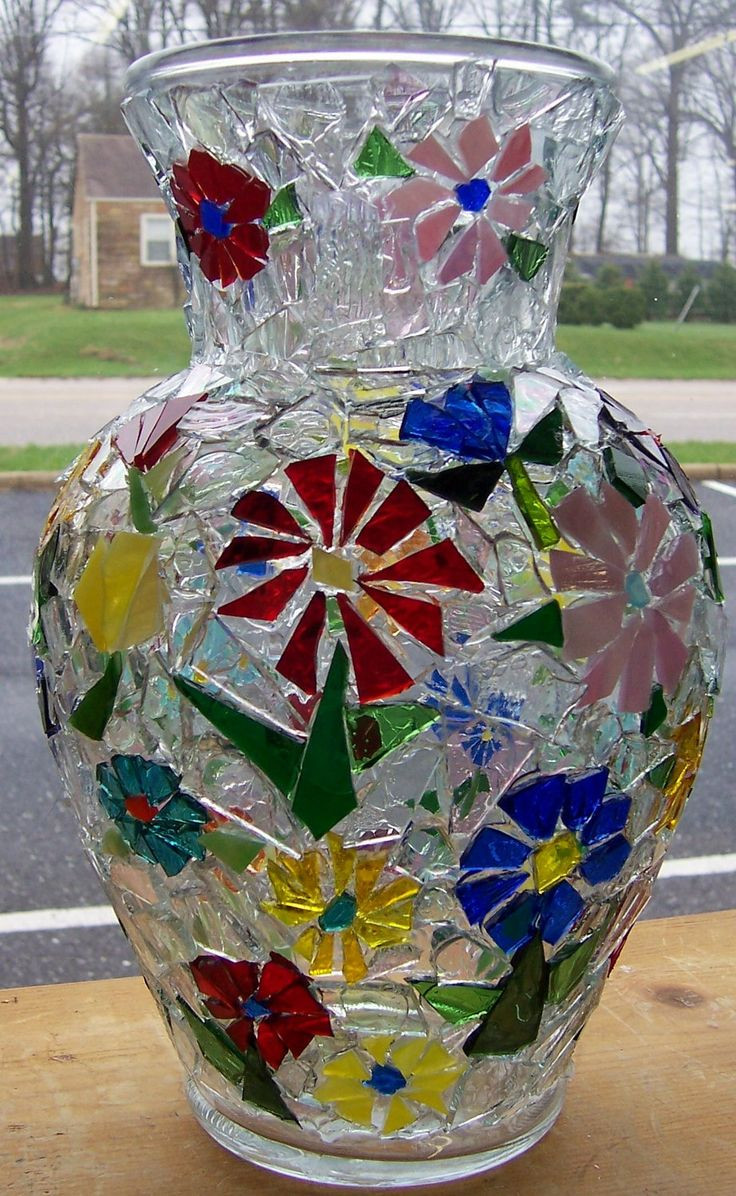 21 Fantastic Mirror Mosaic Vases for Sale 2021 free download mirror mosaic vases for sale of 836 best glass art images on pinterest stained glass stained inside glass on glass mosaics