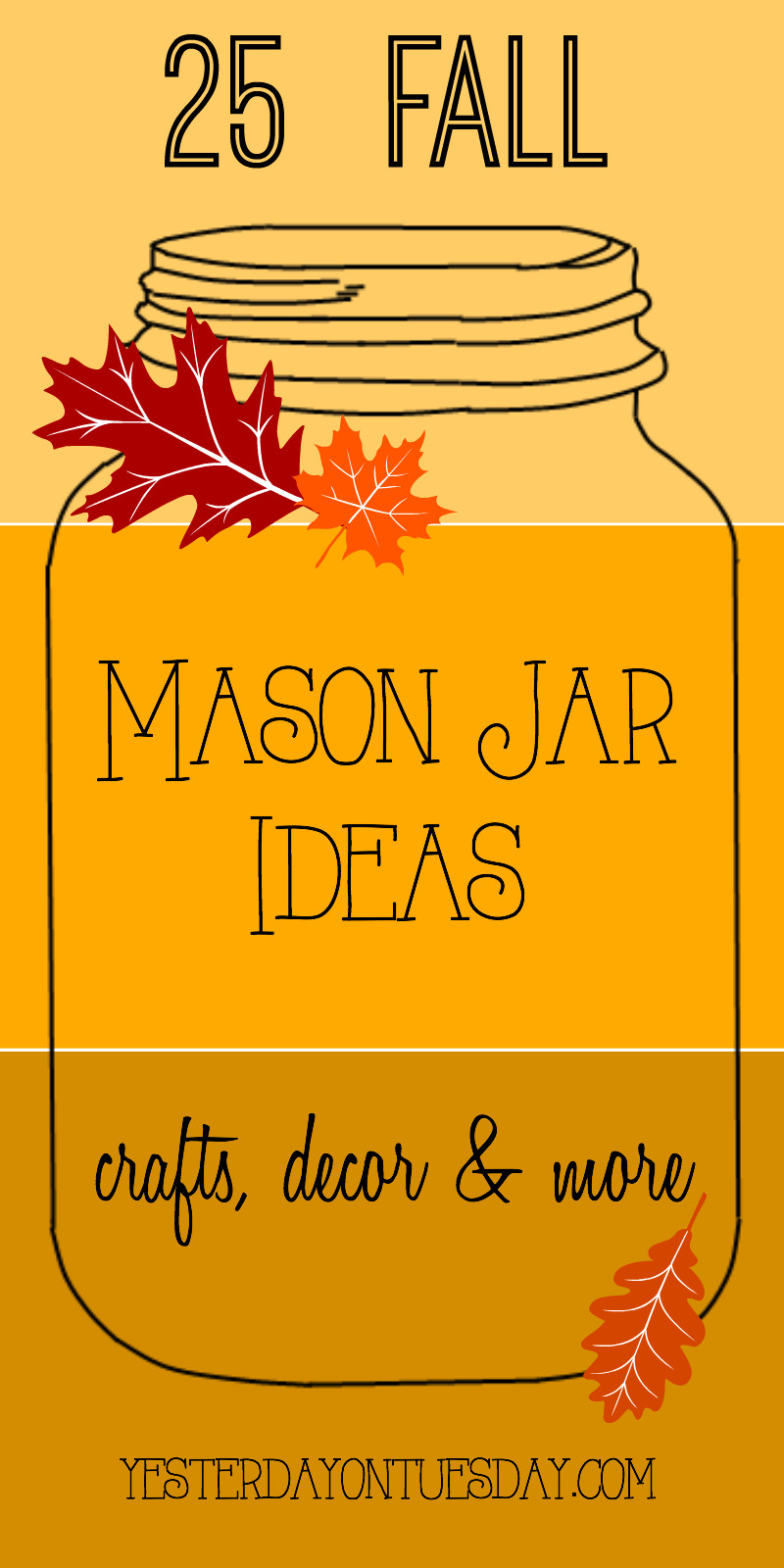 mod podge glitter vase of glam glitter vases throughout 25 fall mason jar ideas
