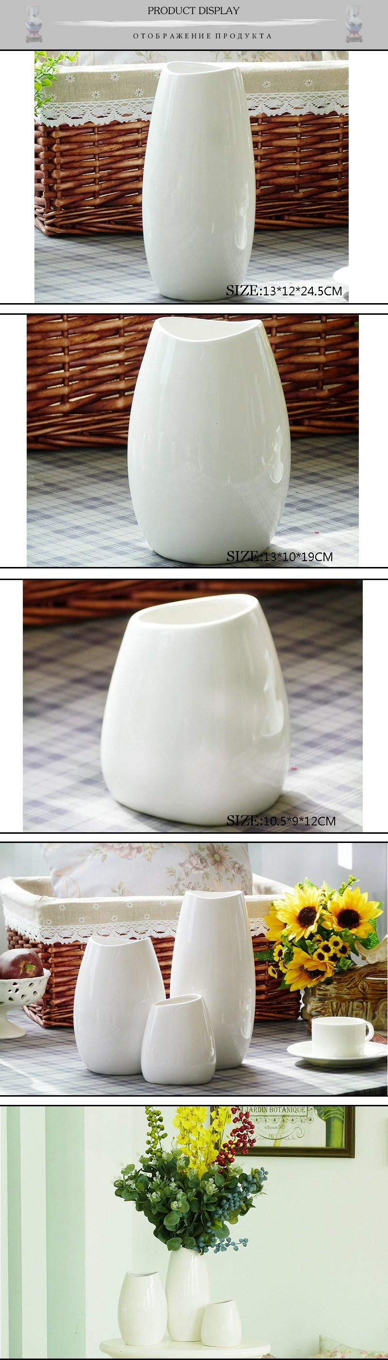 Modern White Ceramic Vase Of A‰§classic Crafts White Porcelain Vase Modern Desktop Small Vase Regarding Classic Crafts White Porcelain Vase Modern Desktop Small Vase Creative Home Decoration Gifts Ulknn