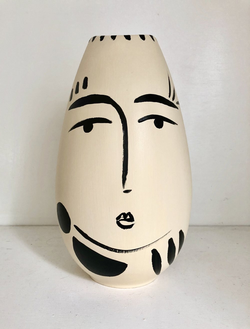 Modern White Ceramic Vase Of Paige Pottery Paige Kalena Follmann with Regard to Sacred Femme Vase Well Wonder 5