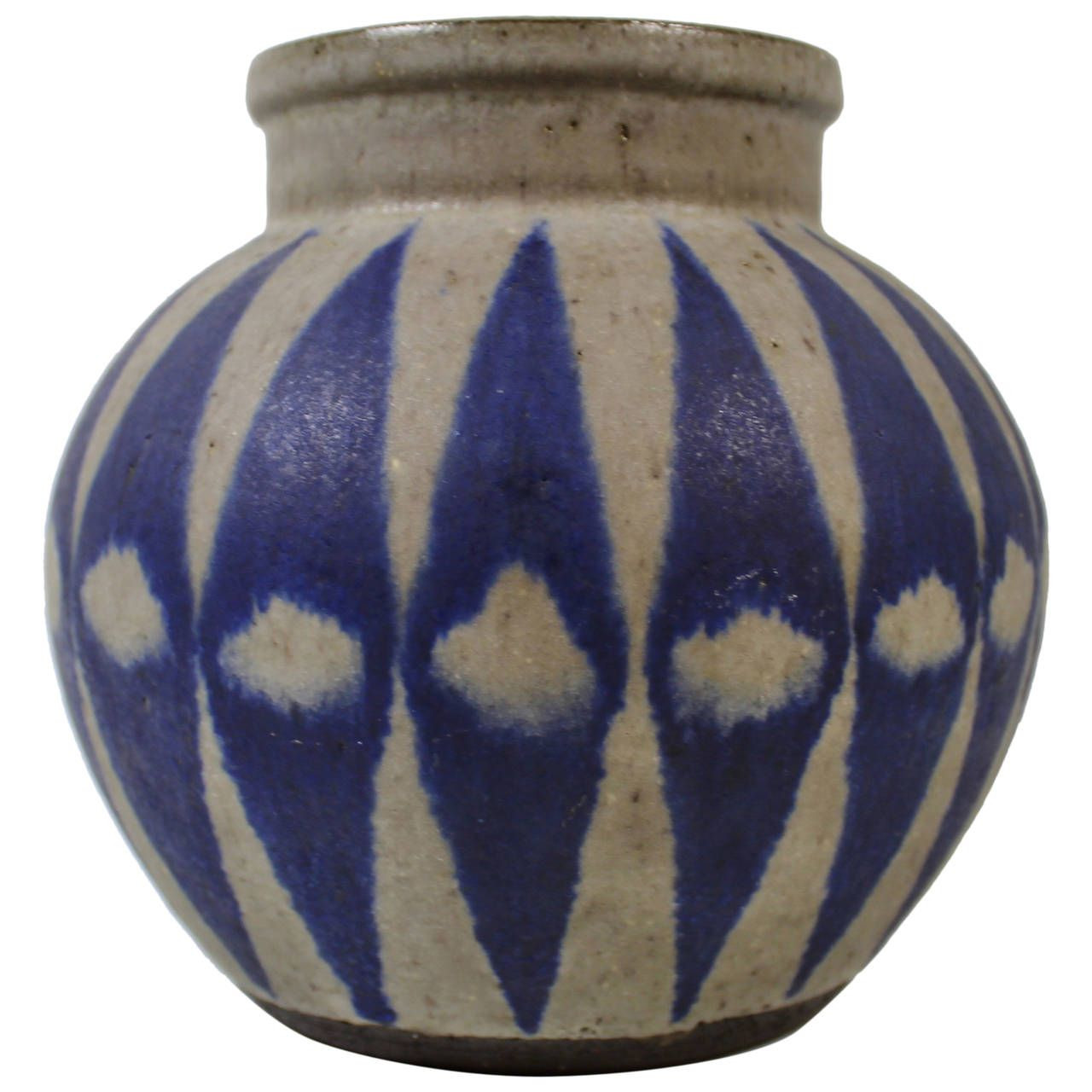 Modern White Ceramic Vase Of Thomas toft Pottery Vase Danish Mid Century Modern Art Pottery Throughout Visit