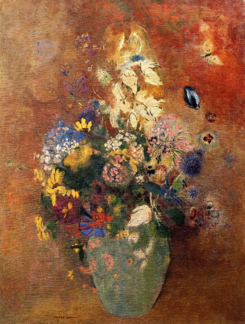 monet vase of flowers of bouquet of flowers odilon redon circa 1912 odilon redon 1840 for bouquet of flowers odilon redon circa 1912