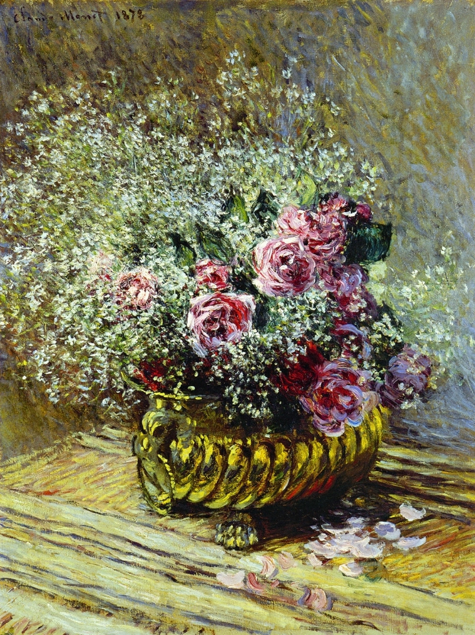 monet vase of flowers of monet flower paintings pertaining to flowers in a pot claude monet wiki org