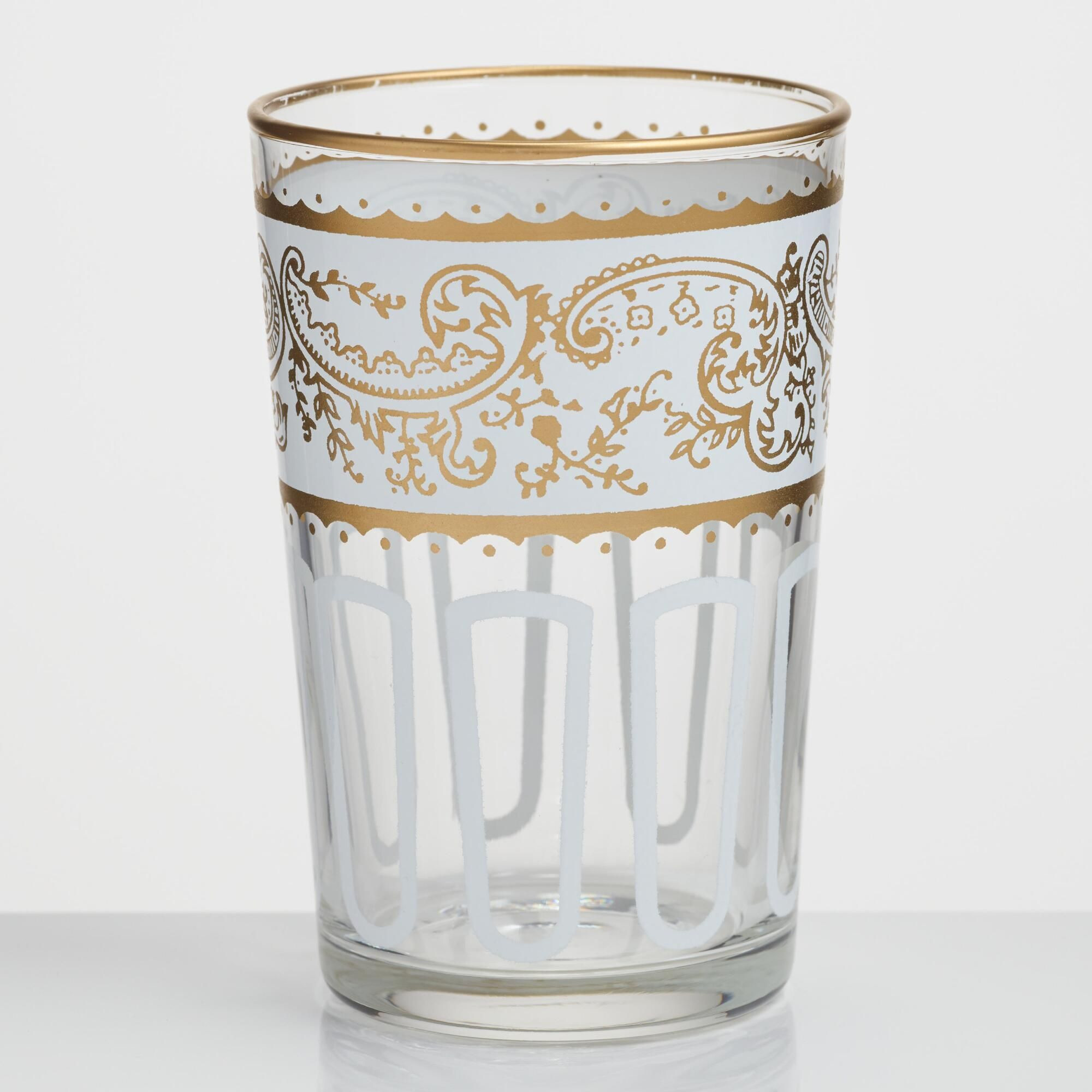 moroccan ceramic vase of our ornate moroccan tea glasses hail from north africa and feature a for our ornate moroccan tea glasses hail from north africa and feature a traditional design rendered in white although these glasses were originally designed