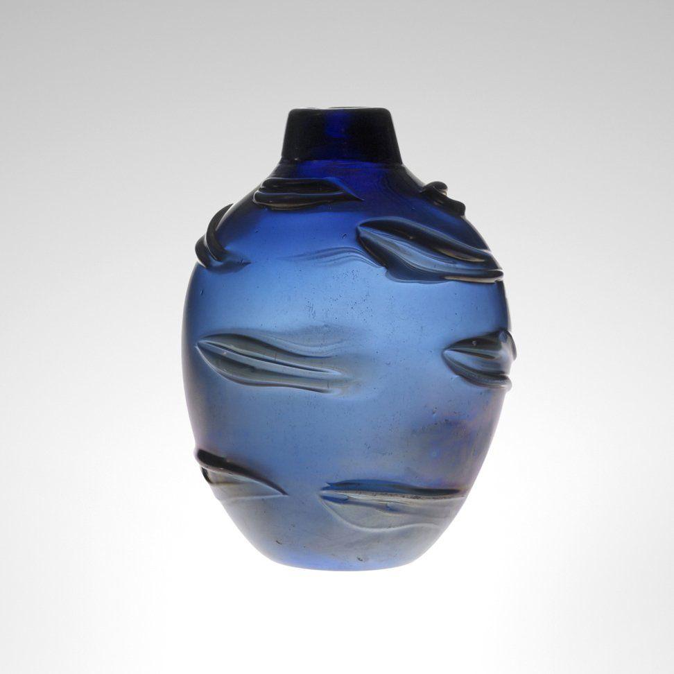 murano blown glass vase of carlo scarpa rilievi vase model 3659 venini italy c 1935 carlo regarding carlo scarpa rilievi vase model 3659 venini italy c 1935