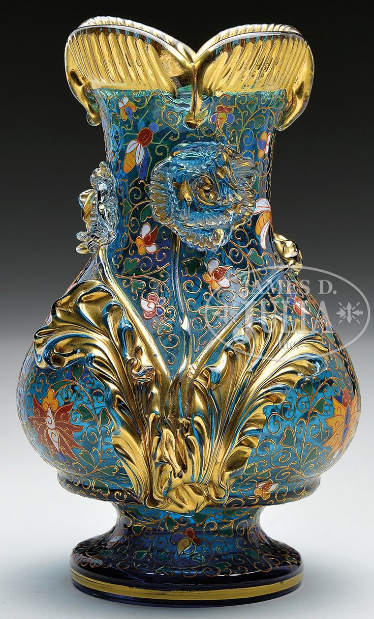 murano blue vase of 29 best murano images on pinterest glass art art glass sculpture throughout moser decorated applied vase