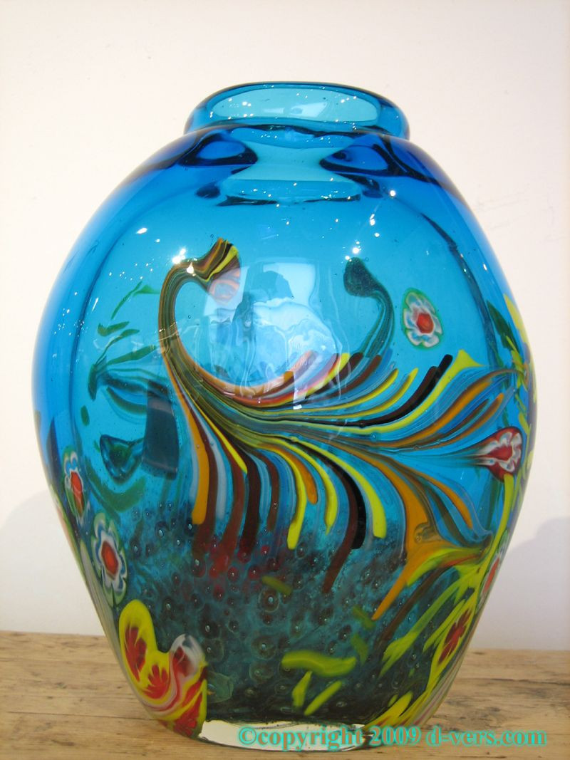 Murano Cobalt Blue Vase Of 10 Fresh Murano Art Glass Vase Bogekompresorturkiye Com In Italian Murano Art Glass Vase with Blue Floral Design Made In Italy In the 20th Century