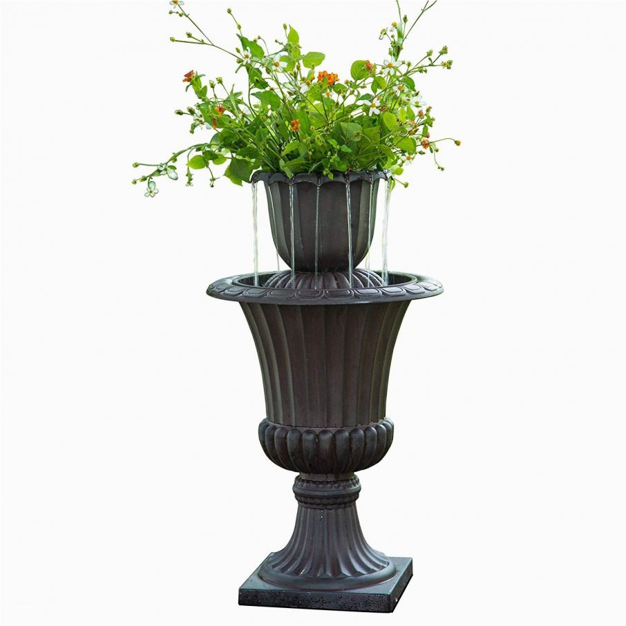 Murano Glass Vase Amazon Of Fair Amazon Peaktop Outdoor 28 35 Urn Flower Pot Water Fountain and Regarding Fair Amazon Peaktop Outdoor 28 35 Urn Flower Pot Water Fountain and Fishing Urns Pics