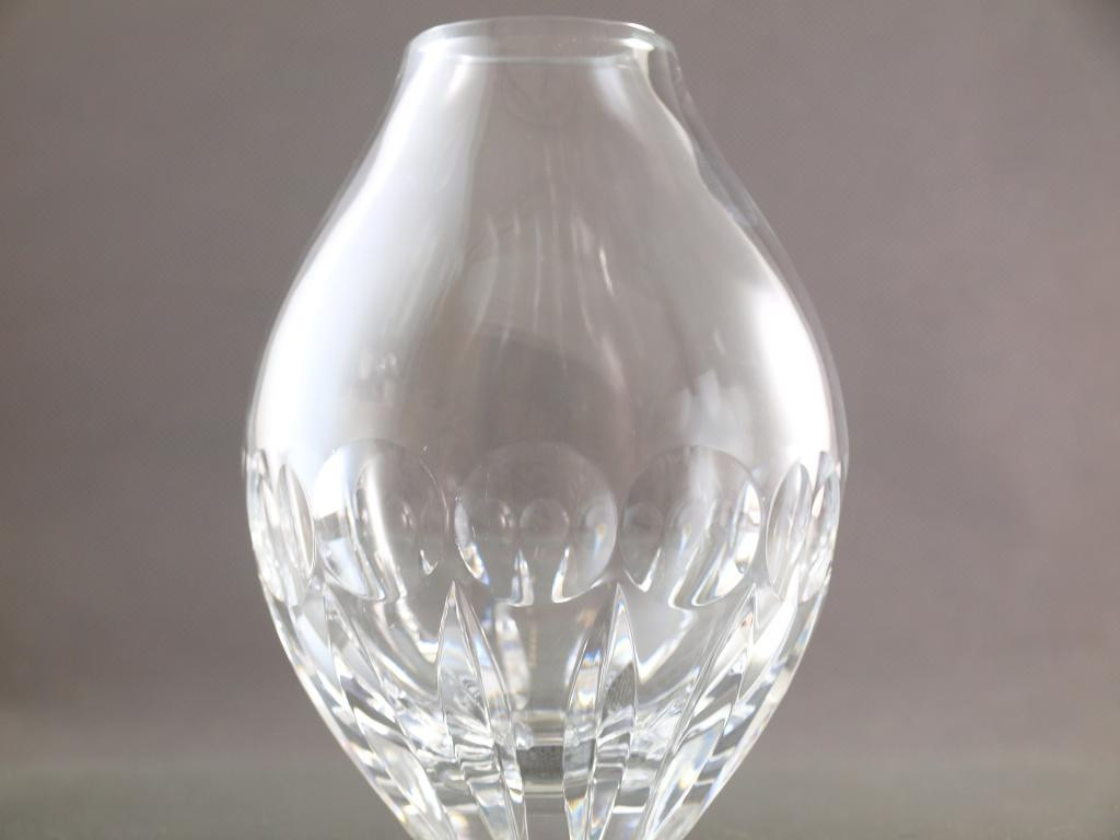 10 Cute Nachtmann Art Deco Crystal Vase