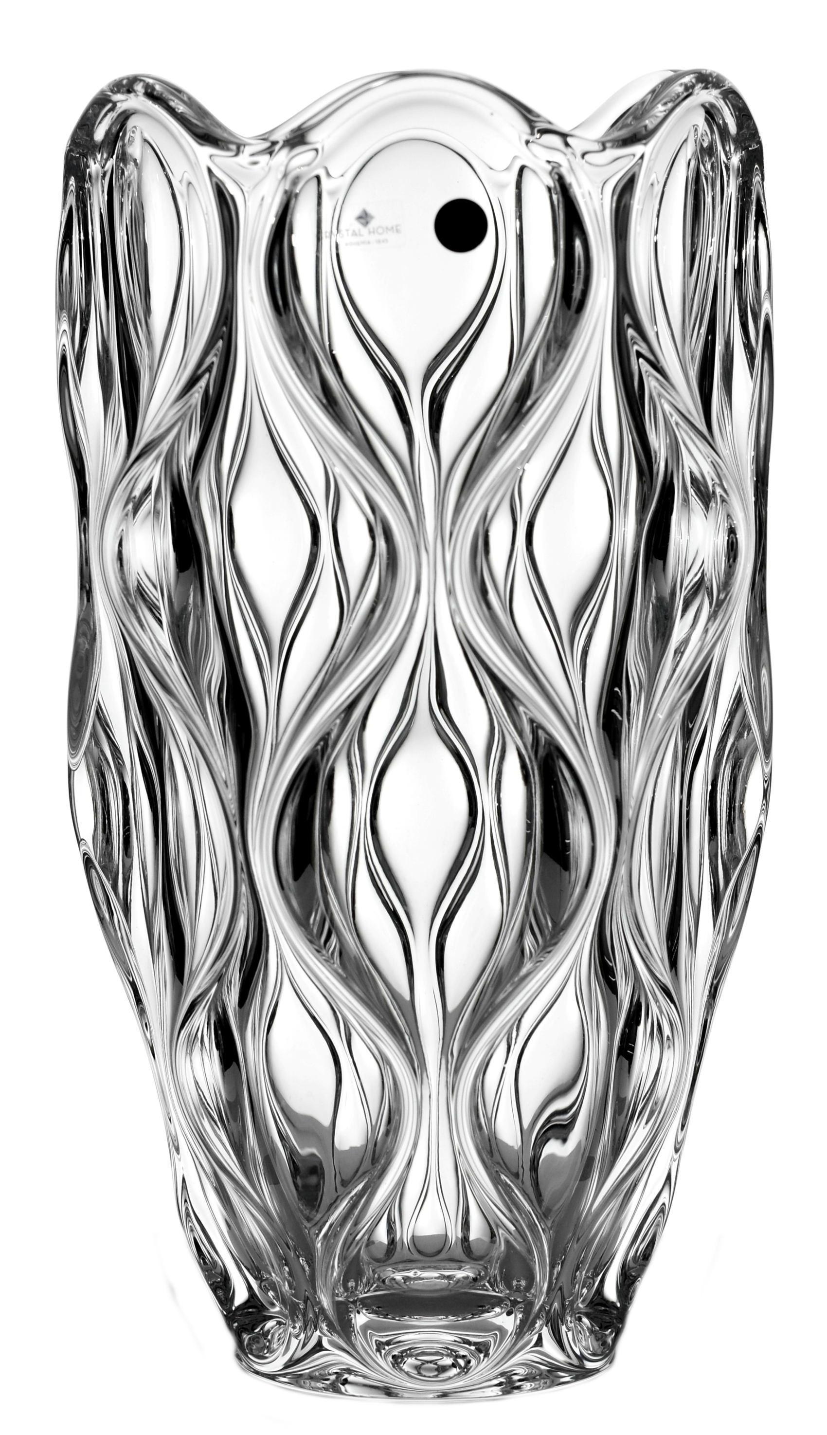 nachtmann art deco crystal vase of vaza ocean bezolovnata½ crystalite va½aka 300 mm favi cz in fvmdzeeob4ij6audy1ygwyustr3s9ar6wm6e11fr