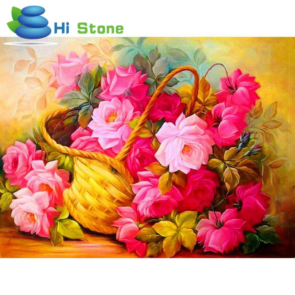 natural stone vase of 5d diy diamond painting red floral vase crystal needlework diamond with 5d diy diamond painting red floral vase crystal needlework diamond embroidery flower full round diamond decorative 70519 in diamond painting cross stitch