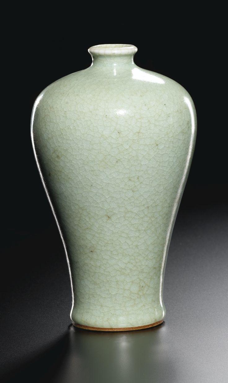 navajo horsehair pottery wedding vase of 8 best potten images on pinterest ceramic pottery pottery vase for vase meiping en porcelaine de type jun chine dynastie qing xviii e xix