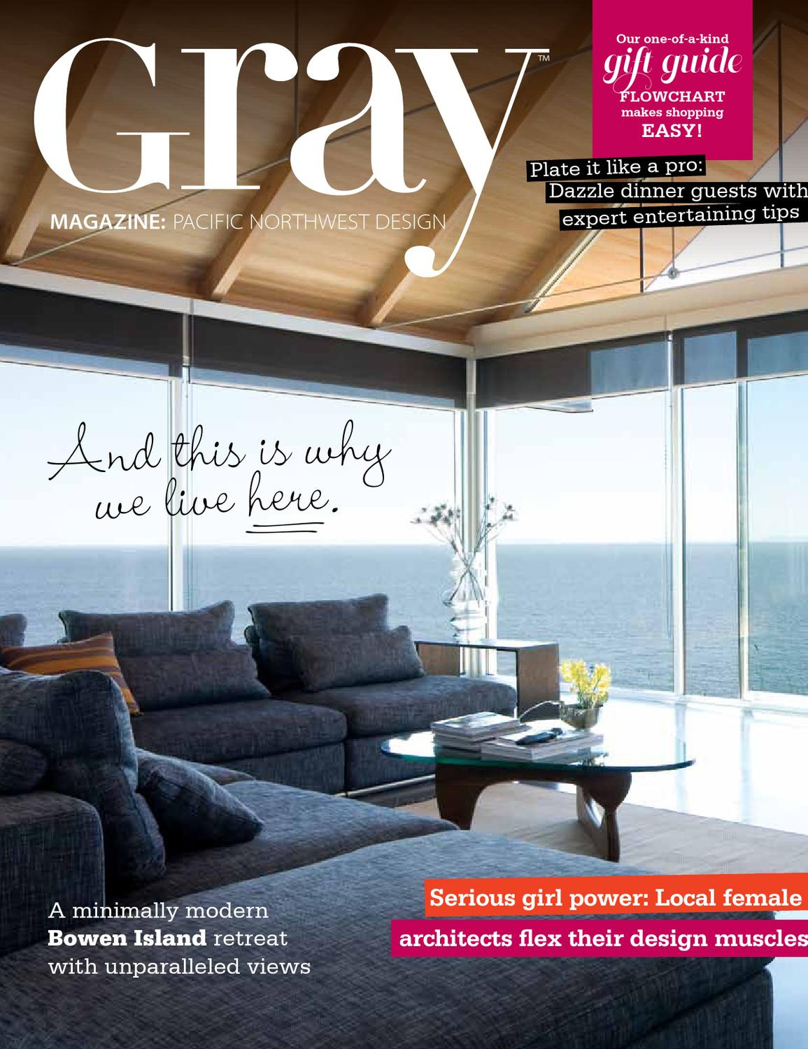 nicole miller home vase of gray no 6 by gray magazine issuu with page 1
