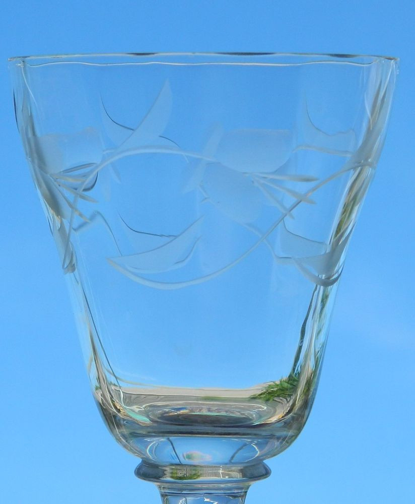 17 attractive noritake Crystal Vase 2021 free download noritake crystal vase of 6 crystal cordial sherry juice goblets floral violet etched cut within 6 crystal cordial sherry juice goblets floral violet etched cut glass optic bowl