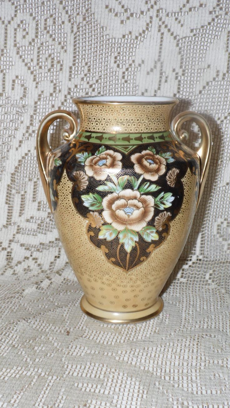 20 Perfect norleans Vase Made In Italy 2021 free download norleans vase made in italy of 14063 best antiques vintage collectibles images on pinterest throughout vintage noritake made in japan gold tan floral design vase w handles by fabulousfinds1
