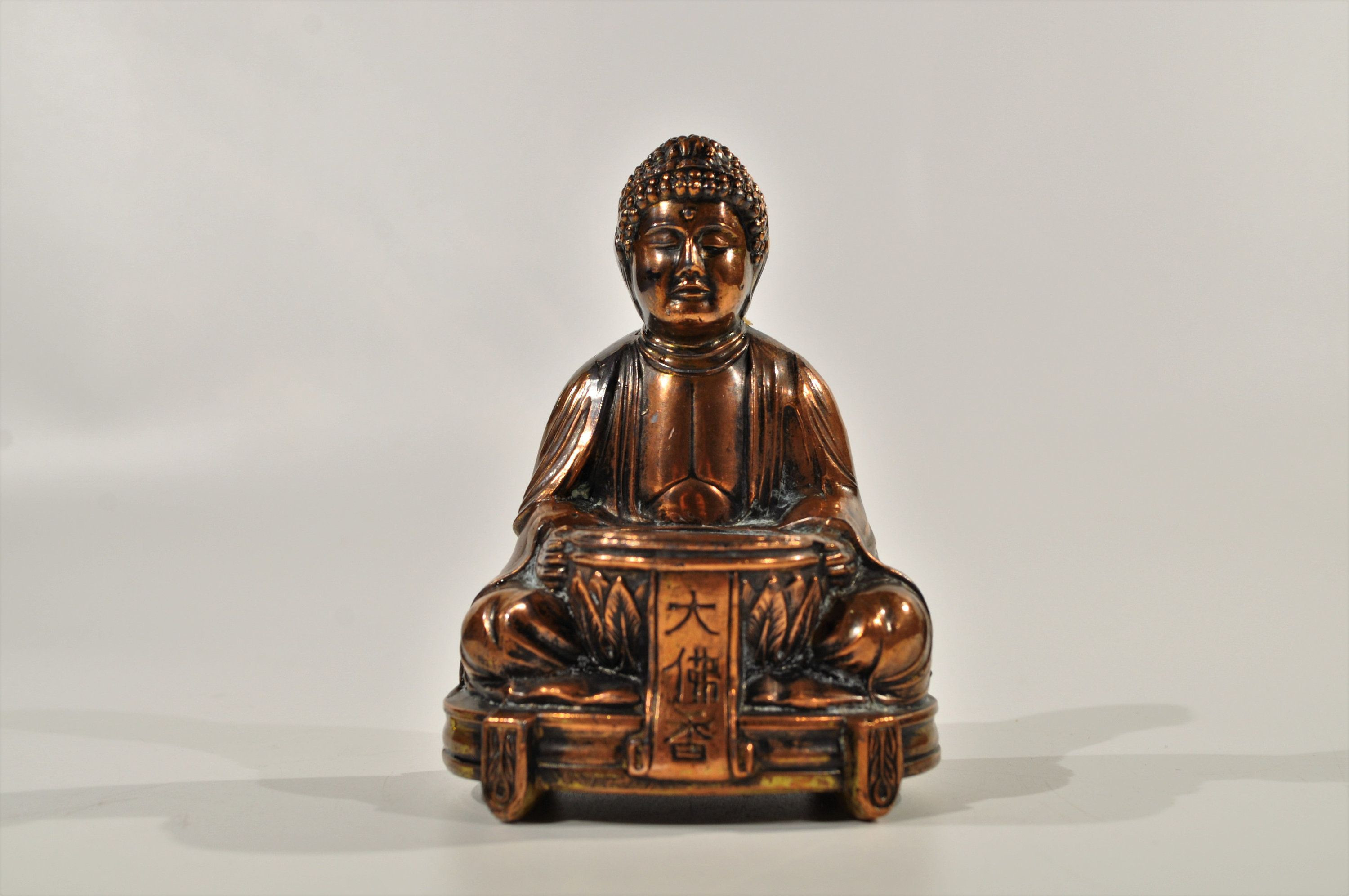 norleans vase made in italy of buddha statue made of copper pinterest pertaining to buddha statue made of copper