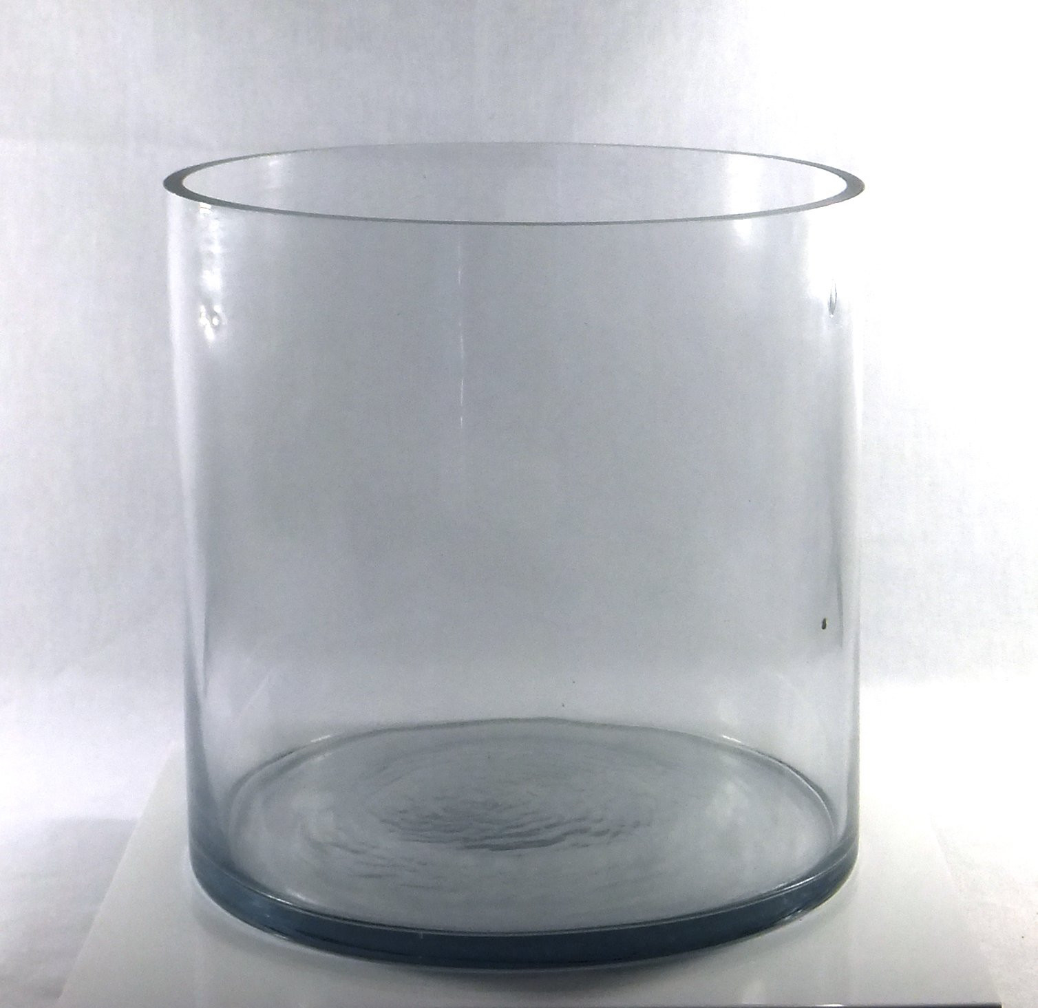 old clear glass vases of buy 8 inch round large glass vase 8 clear cylinder oversize within 8 inch round large glass vase 8 clear cylinder oversize centerpiece 8x8