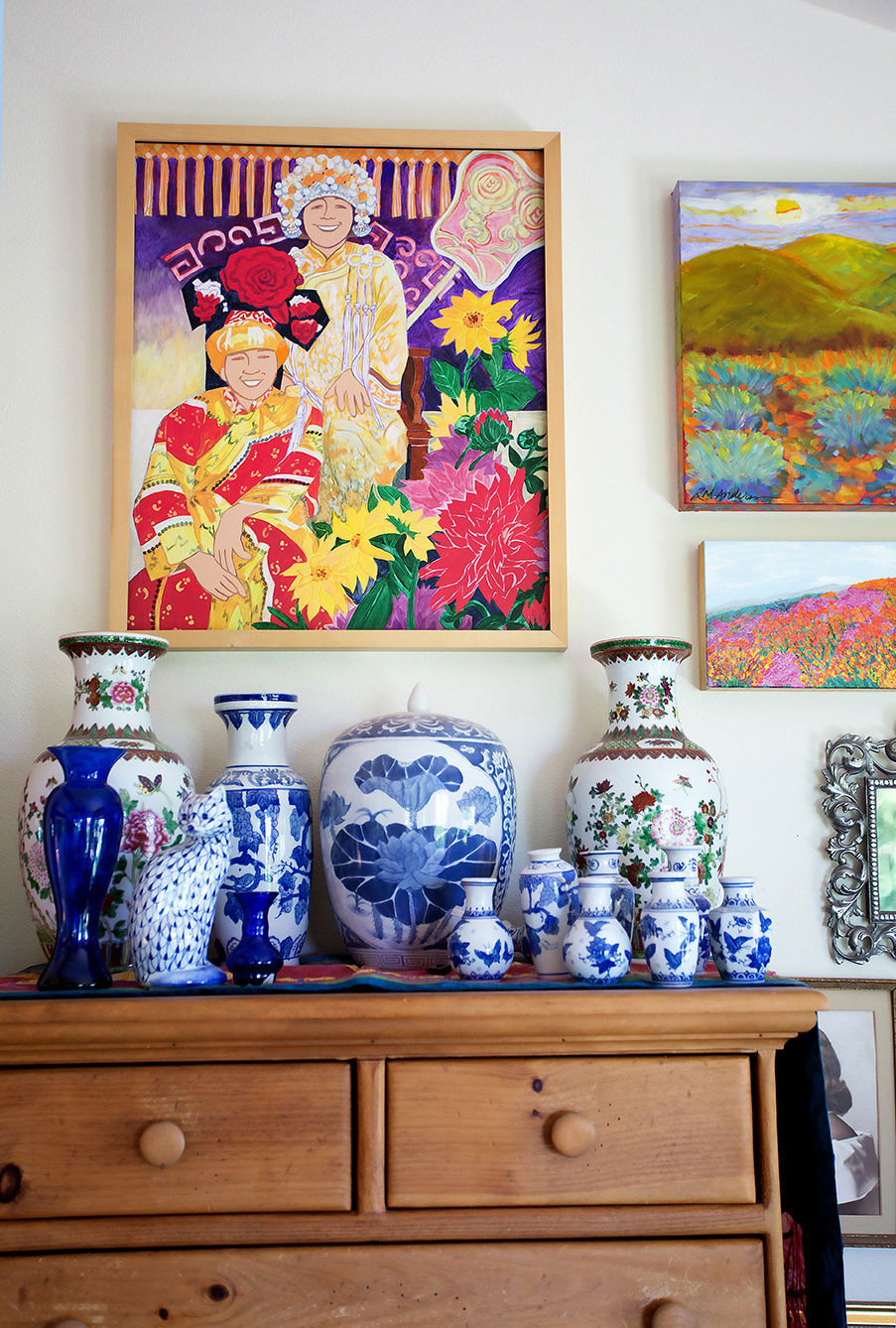 old oriental vases of hillside haven ann stohls timeless custom home home and garden within hillside haven ann stohls timeless custom home home and garden yakimaherald com