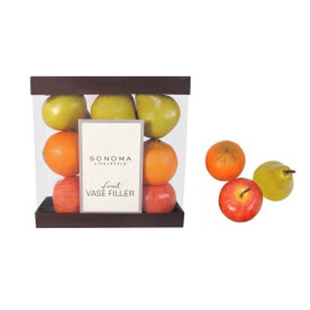 orange vase filler of sonoma life style fruit vase fillers set of 2 continue to the intended for sonoma life style fruit vase fillers set of 2 continue to the product