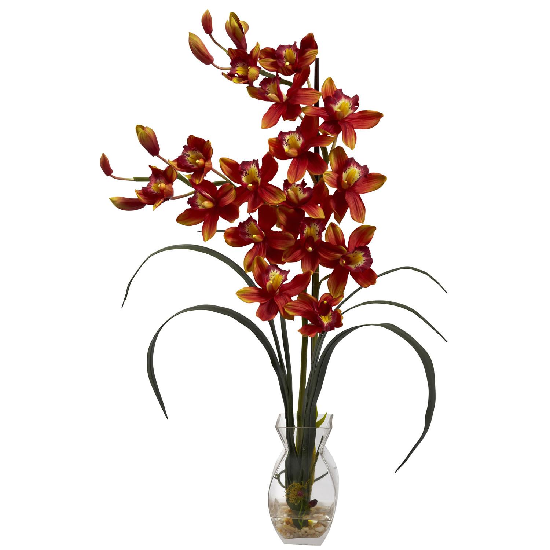 orchid vase arrangement of tall silk flower arrangements flowers healthy for cymbidium orchid w vase arrangement silk specialties