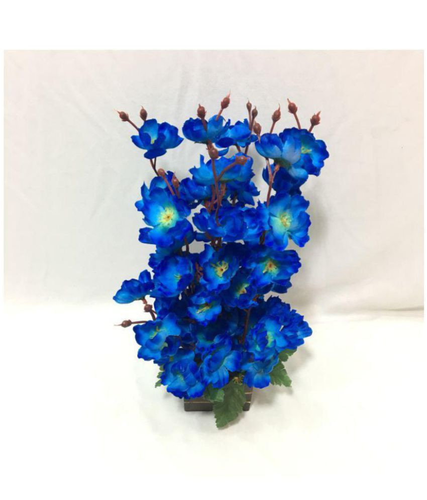orchid vase life of badshah craftsvilla orchids blue flowers with pot pack of 1 buy inside badshah craftsvilla orchids blue flowers with pot pack of 1