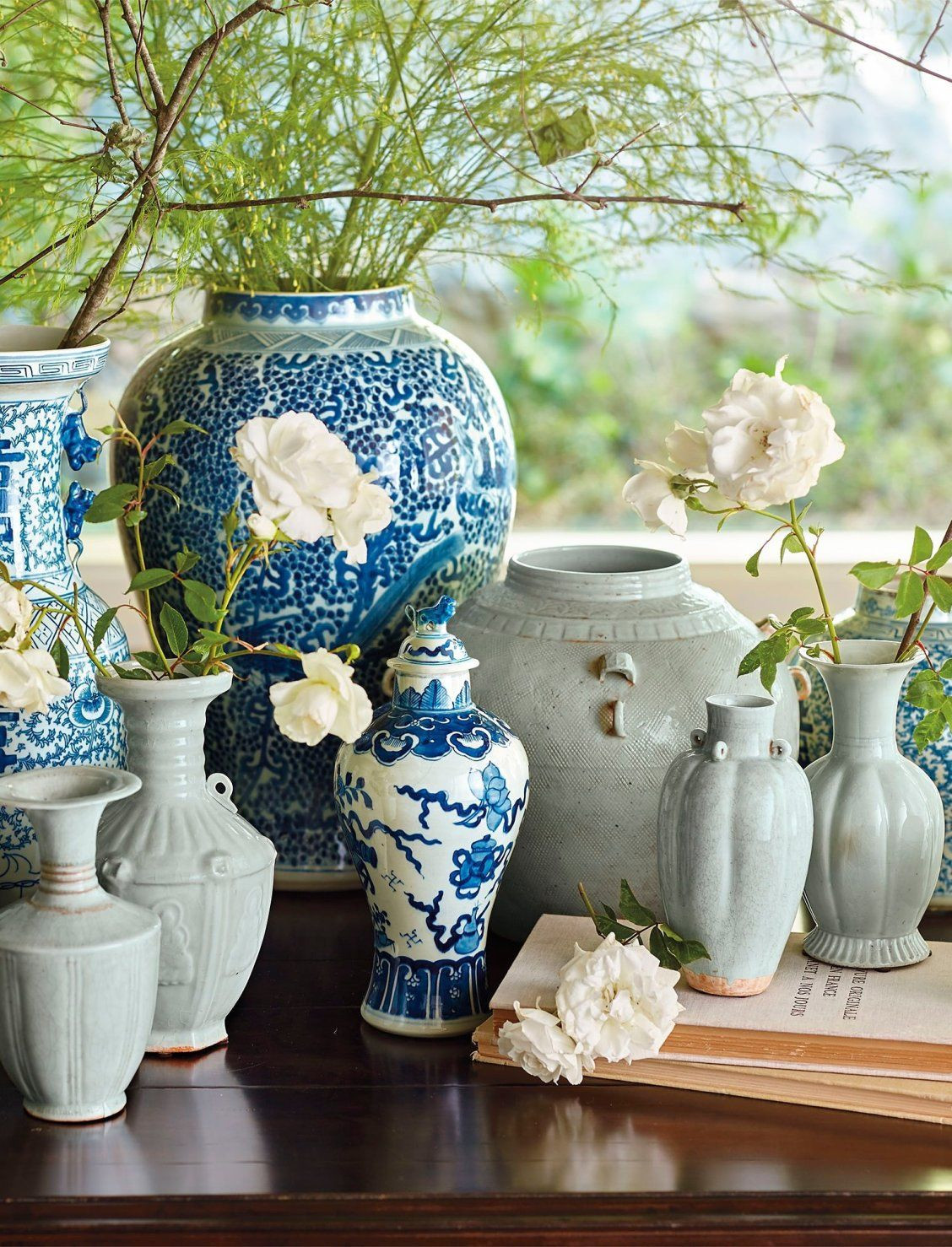 oriental accent vase of skilled artisans employ heirloom techniques to wheel throw fire and regarding skilled artisans employ heirloom techniques to wheel throw fire and celadon glaze yielding