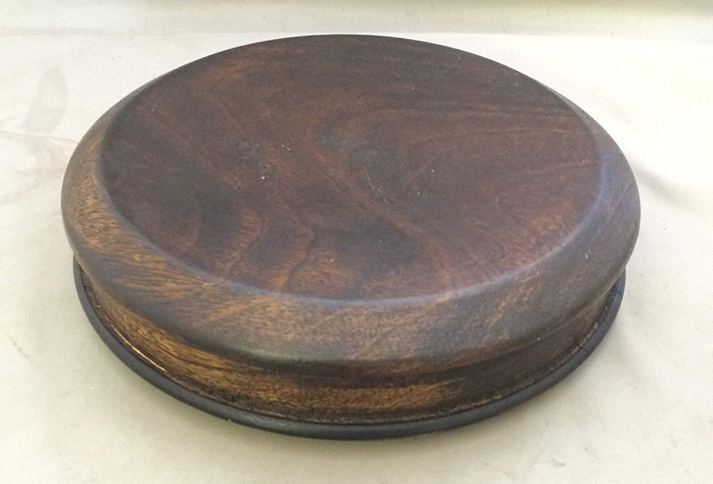 oriental wooden vase stands of amazon com 6 5 chinese oriental wooden lid cap for ginger jar within amazon com 6 5 chinese oriental wooden lid cap for ginger jar vases kitchen dining