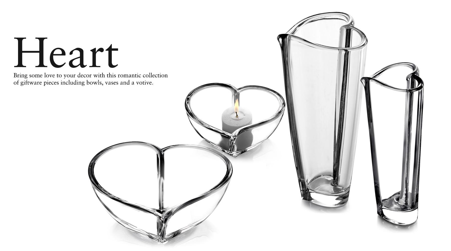 orrefors crystal bud vase of heart orrefors us regarding collections heart 4