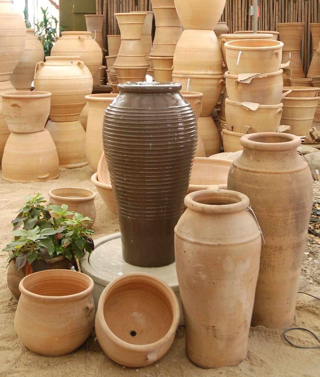 outdoor ceramic vase fountain of greek conversion fountain fountains pinterest fountain with regard to greek conversion fountain