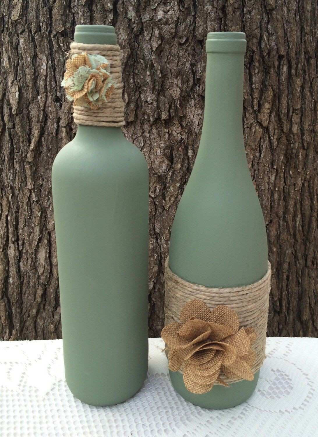 painting glass vases of diy paint on glass inspirational soo cool elegant h vases diy flower regarding diy paint on glass elegant sage hand painted wine bottles with twine and burlap flowers set