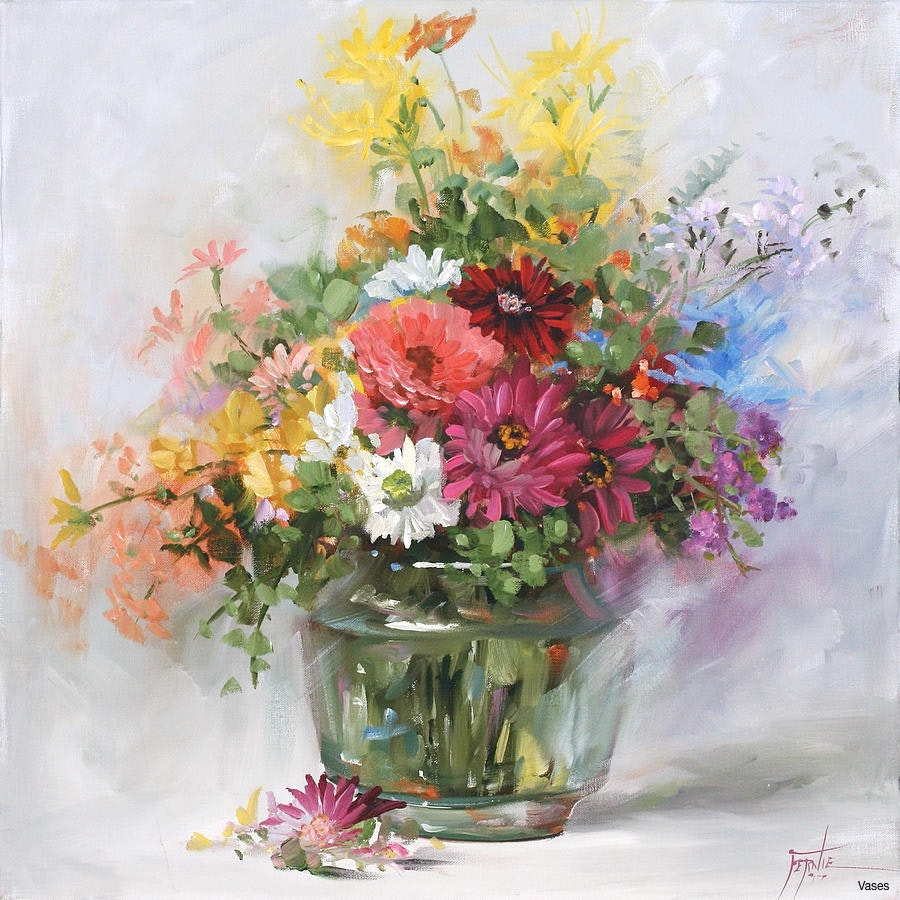 painting glass vases of modern flower pictures to paint pets nature wallpaper intended for mixed flowers in a glass vase 2555 fernie taiteh vases flower painting by taitei 0d
