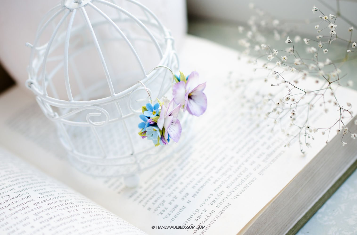 """pansy flower ring vase of white pansy earrings gentle pansies flowers forget me nots etsy inside dŸ""""Žzoom"""