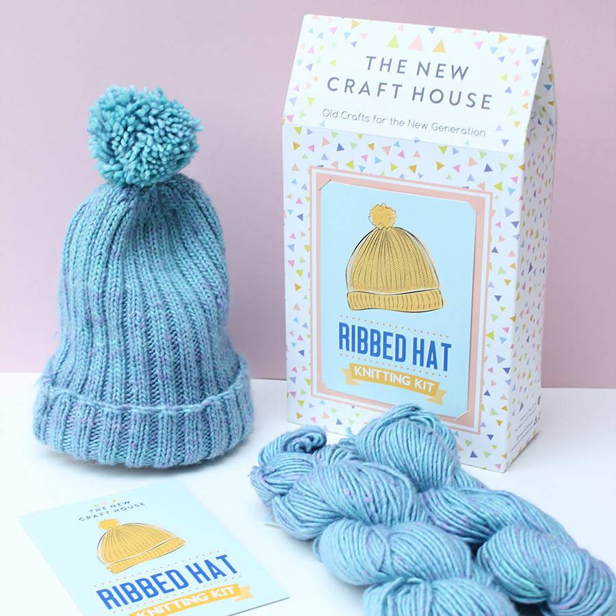24 Elegant Paper Vase Hat 2021 free download paper vase hat of ribbed bobble hat knitting kit by the new craft house inside ribbed bobble hat knitting kit