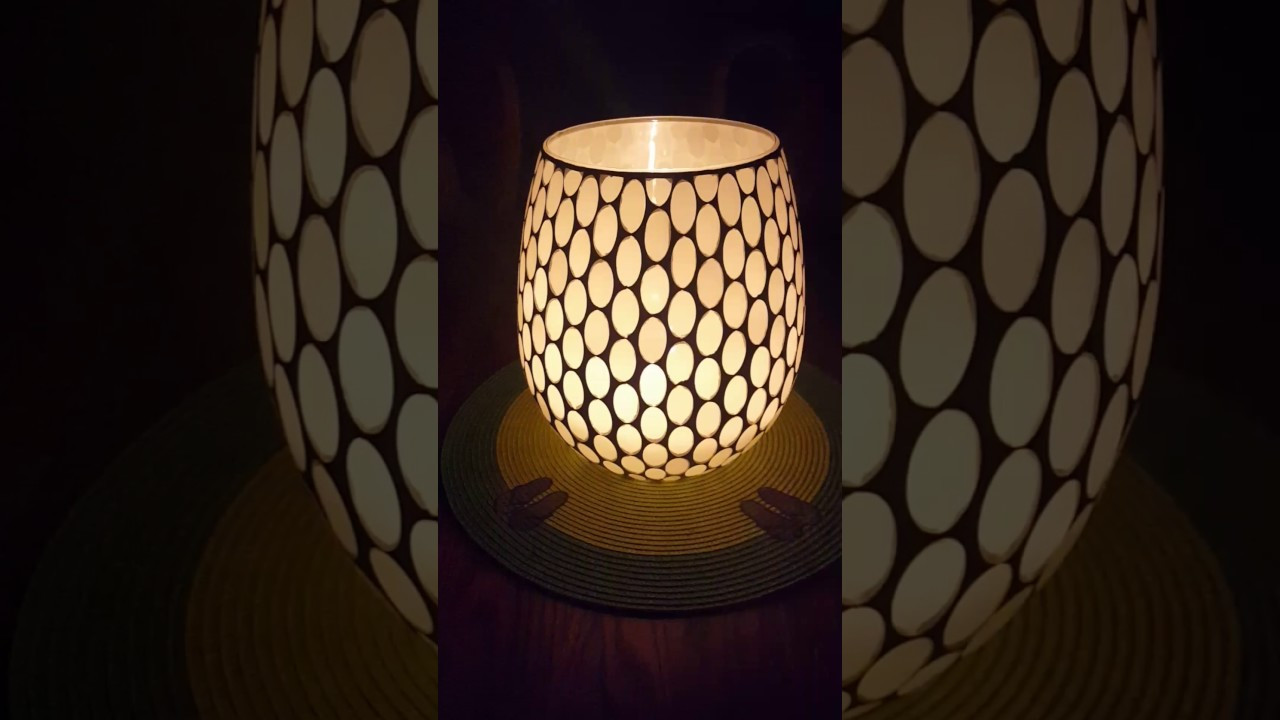 partylite hurricane vase of champagne glow hurricane in the dark youtube pertaining to champagne glow hurricane in the dark candle liz kaczmarek