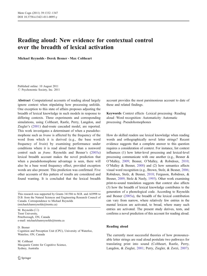 pearl vase fillers michaels of pdf reading aloud new evidence for contextual control over the pertaining to pdf reading aloud new evidence for contextual control over the breadth of lexical activation