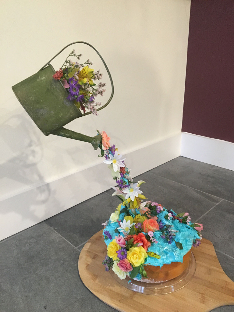 personalised grave vase of 7 fresh birthday flowers pictures images best roses flower for fresh gravity defying cake i made for a birthday gluten free and a garden of 7