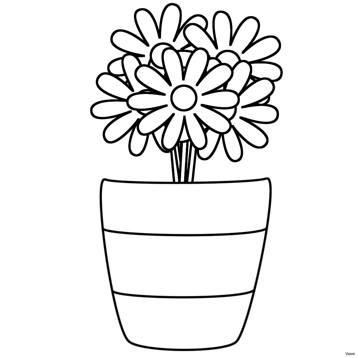 picture of a flower vase to color of coloring page of a book elegant best of vases flower vase coloring in coloring page of a book elegant best of vases flower vase coloring page pages flowers in