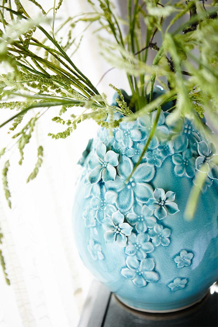 pier 1 blue vase of 231 best home decor images on pinterest reading reading art and regarding blossoms aqua ceramic vase