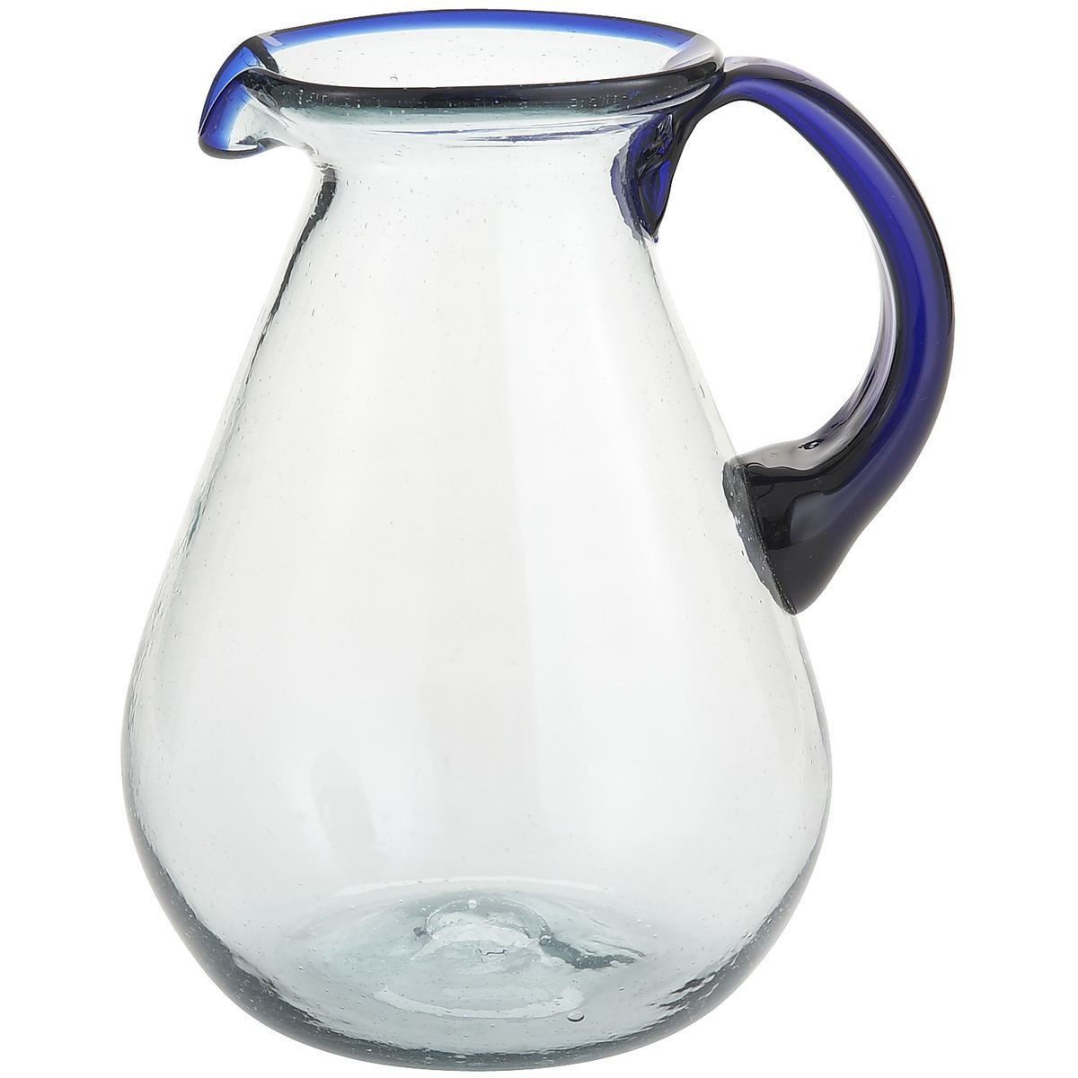 Pier 1 Blue Vase Of Cobalt Rim Pitcher Pier 1 Imports Dinnerware Pinterest Throughout Cobalt Rim Pitcher Pier 1 Imports