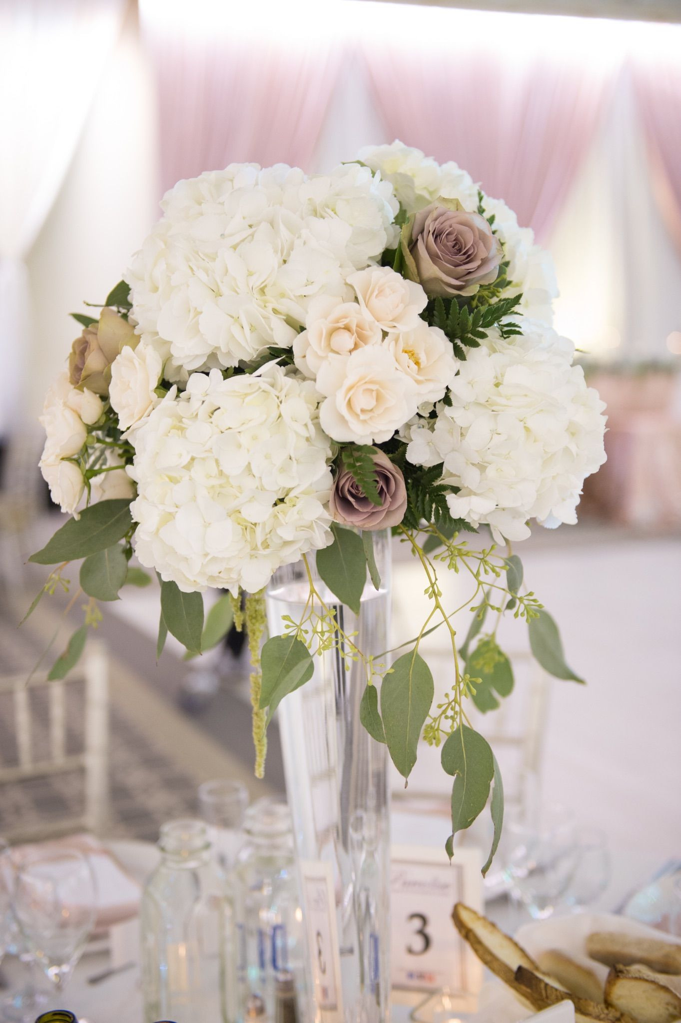 pilsner vase centerpiece ideas of wedding centrepiece for wedding at paradise banquet hall including pertaining to wedding centrepiece for wedding at paradise banquet hall including lavender and amnesia roses ivory